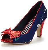 Joe Browns Daisy Bow Court Shoes