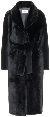 Love, Fire Common Leisure Love Fire shearling coat