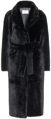 Love, Fire Love Fire shearling coat