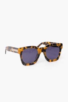 Karen Walker Crazy Tort Pablo Sunglasses