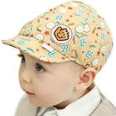 Lookatool Baby Boy Girl Kid Toddler Infant Hat Peaked Baseball Beret Cap