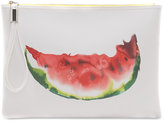 Vince Camuto Maro Watermelon Medium Clutch