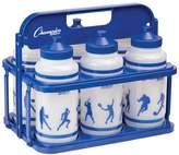 Champion Collapsible Water Bottle Carrier & Bottles Set