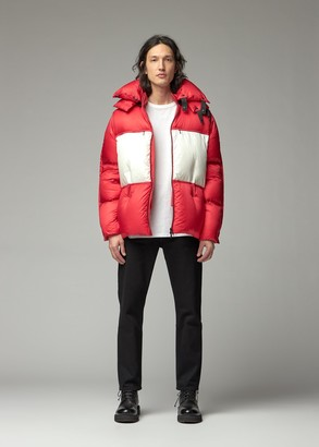 Craig Green Moncler Genius Men's Coolidge Jacket in Assorted Size 4 Nylon/Down/Feather Padding