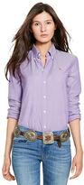 Polo Ralph Lauren Custom-Fit Cotton Oxford Shirt