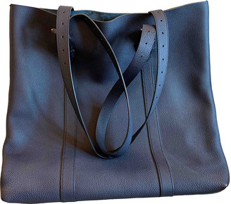 Gucci Blue Leather Bags