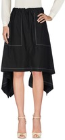 J.W.Anderson Knee length skirts