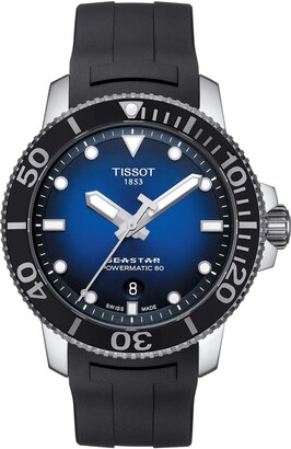Tissot T-Sport Automatic Synthetic Strap Watch, 43mm