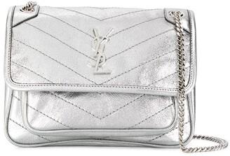 Saint Laurent quilted Niki shoulder bag