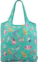 Cath Kidston Cats Foldaway Shopper