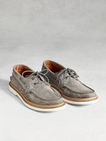 John Varvatos Montauk Boat Shoe