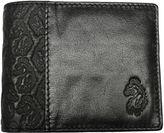 Luke 1977 Blume Debossed Spine Wallet