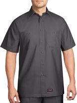 Wrangler Men's Short-Sleeve Work Shirt