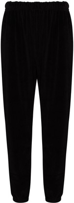 LES TIEN Tapered-Leg Track Pants