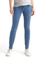 Gap Inset panel true skinny jeans