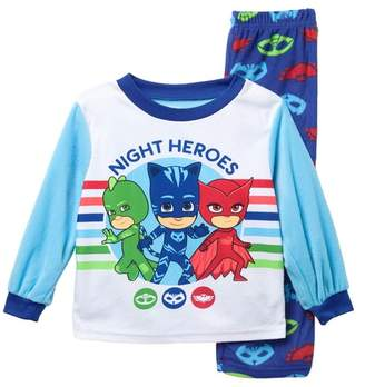 AME PJ Mask Fleece Pajama Set (Toddler Boys)