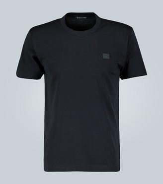 Acne Studios Nash Face cotton T-shirt