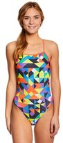 Speedo Turnz Geo Dreamin' One Piece Swimsuit 8146105