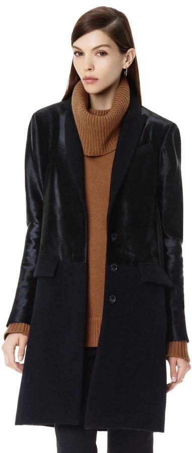 Lavanya Jacket in Gazetter Leather