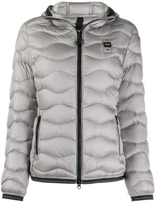 Blauer quilted puffer jacket