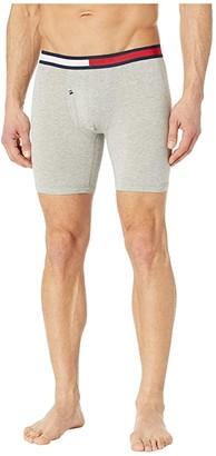 Tommy Hilfiger Cool Stretch Boxer Brief (Grey Heather) Men's Underwear
