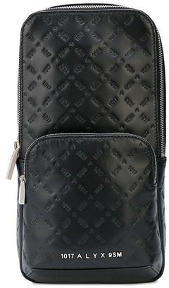 Alyx Embossed Sling Bag