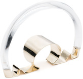 Alexis Bittar Arced Cuff Bracelet
