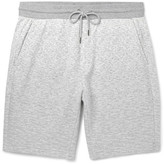 Michael Kors Loopback Cotton-Jersey Shorts
