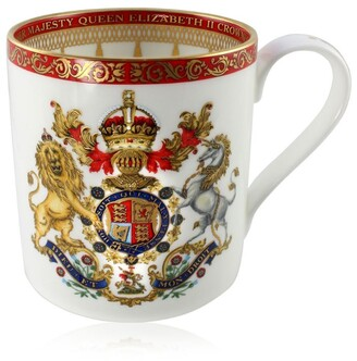 Harrods Coronation Mug