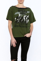 Vintage With Lisa Vintage Green Day T-Shirt