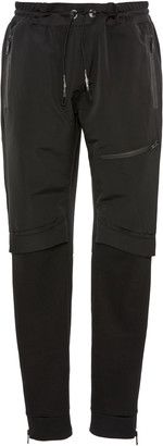 Givenchy Structured Cotton-Blend Joggers