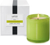 Lafco Inc. New York Signature 15.5 oz Candle - Rosemary Eucalyptus New York - green