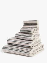 John Lewis & Partners Stripe Towels