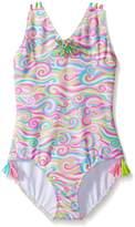 Kate Mack Big Girls' Pop Star Tank Swimsuit