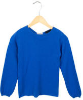Oscar de la Renta Girls' Cashmere Crew Neck Sweater w/ Tags