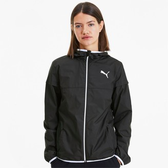 Puma Women's Essentials Solid Windbreaker Jacket