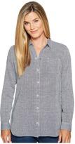 Woolrich Oak Park Eco Rich Twill Shirt Women's Long Sleeve Button Up