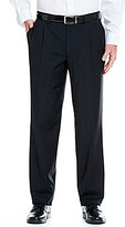 Daniel Cremieux Single-Pleat Travel Smart Dress Pants