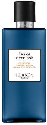 Hermes Eau de Citron Noir Hair & Body Shower Gel 6.7 oz.