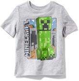 Old Navy Minecraft Tee for Toddler