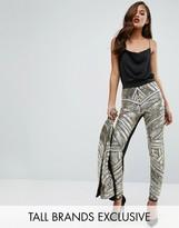 Maya Tall Premium Embellished Front Skinny Pant