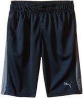 Puma Kids Form Stripe Shorts (Little Kids)