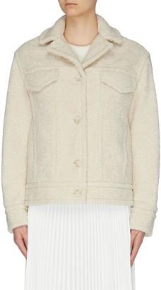 Vince Sherpa faux shearling jacket
