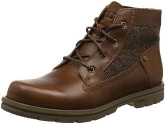 CAT Footwear Women's Hazel Wool Boots Brown Brown Sugar 6 UK 39 EU