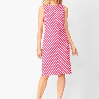 Talbots Easy Shift Dress - Stripe