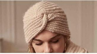 Sã©Zane SAzane Pink Wool Hats