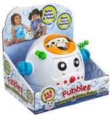 Little Kids Fubbles Bump 'n Bubbles Robot Machine
