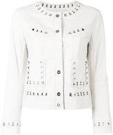Sylvie Schimmel Datcha jacket - women - Lamb Skin - 48