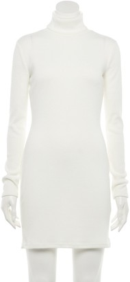 So Juniors' Cozy Turtleneck Bodycon Dress