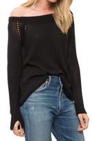 Inhabit Cotton Mix Capri Sweater